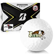 Bridgestone Tour B X Siena Saints Golf Balls