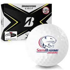 Bridgestone Tour B X South Alabama Jaguars Golf Balls