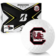 Bridgestone Tour B X South Carolina Fighting Gamecocks Golf Balls