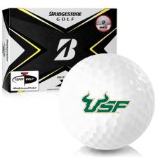 Bridgestone Tour B X South Florida Bulls Golf Balls