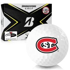 Bridgestone Tour B X St. Cloud State Huskies Golf Balls