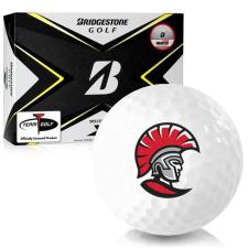 Bridgestone Tour B X Tampa Spartans Golf Balls