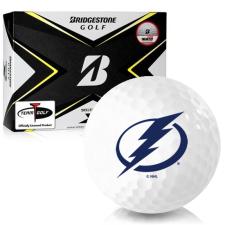 Bridgestone Tour B X Tampa Bay Lightning Golf Balls