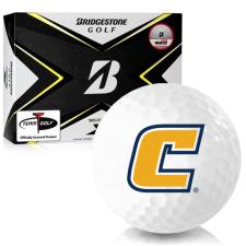 Bridgestone Tour B X Tennessee Chattanooga Mocs Golf Balls