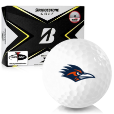 Bridgestone Tour B X UTSA Roadrunners Golf Balls
