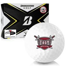 Bridgestone Tour B X Troy Trojans Golf Balls