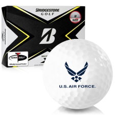 Bridgestone Tour B X US Air Force Golf Balls