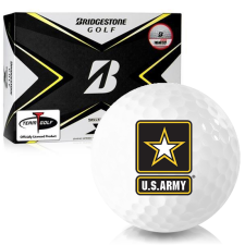 Bridgestone Tour B X US Army Golf Balls