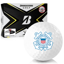 Bridgestone Tour B X US Coast Guard Golf Balls