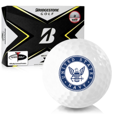 Bridgestone Tour B X US Navy Golf Balls