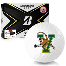 Bridgestone Tour B X Vermont Catamounts Golf Balls