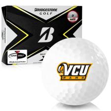 Bridgestone Tour B X Virginia Commonwealth Rams Golf Balls
