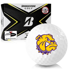 Bridgestone Tour B X Western Illinois Leathernecks Golf Balls