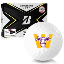 Bridgestone Tour B X Williams College Ephs Golf Balls