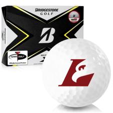 Bridgestone Tour B X Wisconsin La Crosse Eagles Golf Balls