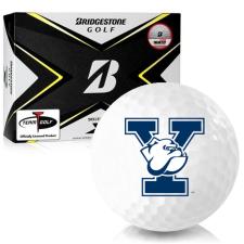 Bridgestone Tour B X Yale Bulldogs Golf Balls