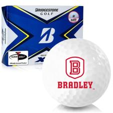 Bridgestone Tour B XS Bradley Braves Golf Balls