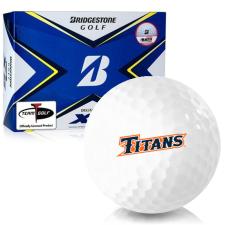 Bridgestone Tour B XS Cal State Fullerton Titans Golf Balls