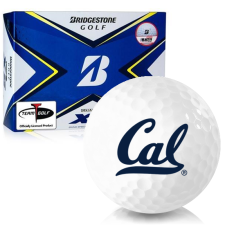 Bridgestone Tour B XS California Golden Bears Golf Balls
