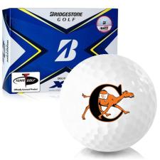 Bridgestone Tour B XS Campbell Fighting Camels Golf Balls