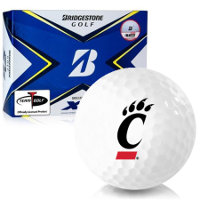 Bridgestone Tour B XS Cincinnati Bearcats Golf Balls