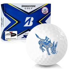 Bridgestone Tour B XS Colorado School of Mines Orediggers Golf Balls