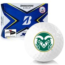 Bridgestone Tour B XS Colorado State Rams Golf Balls