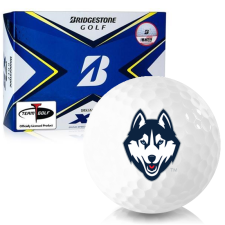 Bridgestone Tour B XS UConn Huskies Golf Balls