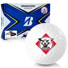 Bridgestone Tour B XS Davidson Wildcats Golf Balls