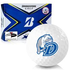 Bridgestone Tour B XS Drake Bulldogs Golf Balls