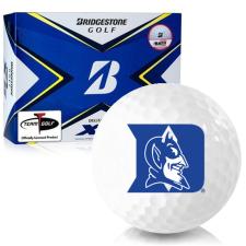 Bridgestone Tour B XS Duke Blue Devils Golf Balls