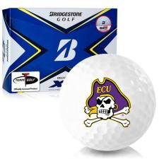 Bridgestone Tour B XS East Carolina Pirates Golf Balls