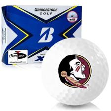 Bridgestone Tour B XS Florida State Seminoles Golf Balls