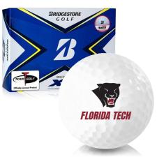 Bridgestone Tour B XS Florida Tech Panthers Golf Balls