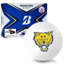 Bridgestone Tour B XS Fort Valley State Wildcats Golf Balls