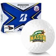 Bridgestone Tour B XS George Mason Patriots Golf Balls