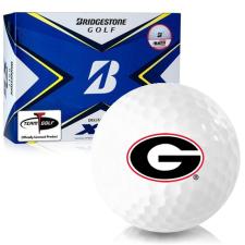 Bridgestone Tour B XS Georgia Bulldogs Golf Balls