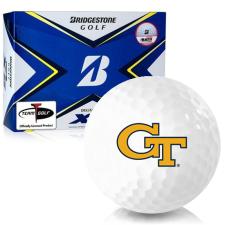 Bridgestone Tour B XS Georgia Tech Golf Balls
