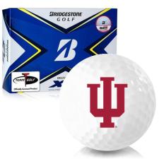 Bridgestone Tour B XS Indiana Hoosiers Golf Balls