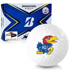 Bridgestone Tour B XS Kansas Jayhawks Golf Balls