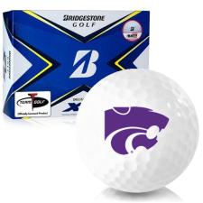 Bridgestone Tour B XS Kansas State Wildcats Golf Balls