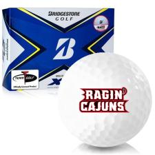 Bridgestone Tour B XS Louisiana Ragin' Cajuns Golf Balls