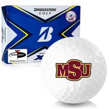 Bridgestone Tour B XS Midwestern State Mustangs Golf Balls