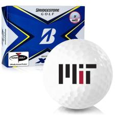 Bridgestone Tour B XS MIT - Massachusetts Institute of Technology Golf Balls