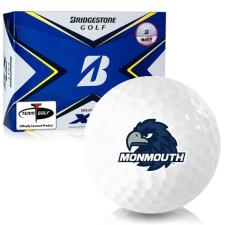 Bridgestone Tour B XS Monmouth Hawks Golf Balls
