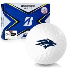 Bridgestone Tour B XS Nevada Wolfpack Golf Balls