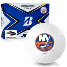 Bridgestone Tour B XS New York Islanders Golf Balls