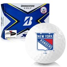 Bridgestone Tour B XS New York Rangers Golf Balls