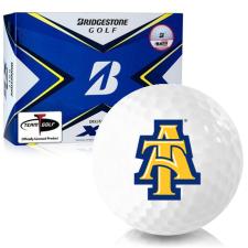 Bridgestone Tour B XS North Carolina A&T Aggies Golf Balls
