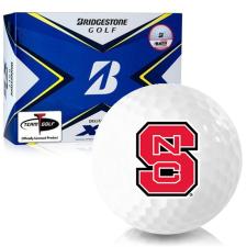 Bridgestone Tour B XS North Carolina State Wolfpack Golf Balls